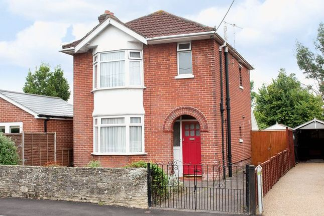 Thumbnail Detached house for sale in Mayfield Avenue, Totton, Southampton
