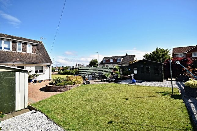 Thumbnail Semi-detached bungalow for sale in Belmont Road, Ayr, South Ayrshire