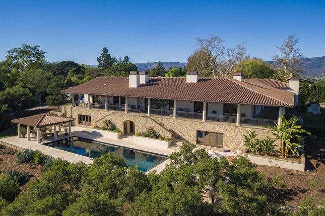 Thumbnail Property for sale in 4410 Via Esperanza, Hope Ranch, Ca, 93110