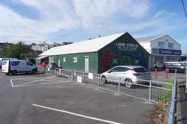 Leisure/hospitality for sale in Station Approach, Carmarthen