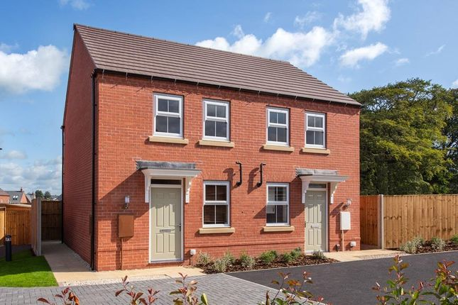 """2 bed semi-detached house for sale in """"Wilford"""" at Maldon Road, Burnham-On-Crouch CM0"""