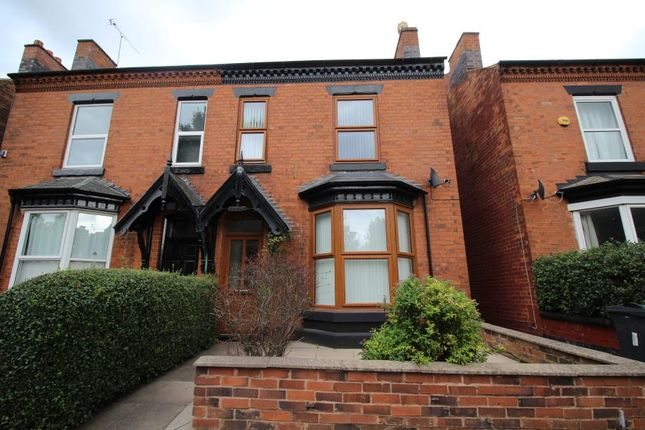 Thumbnail Flat for sale in Oxford Road, Erdington, Birmingham