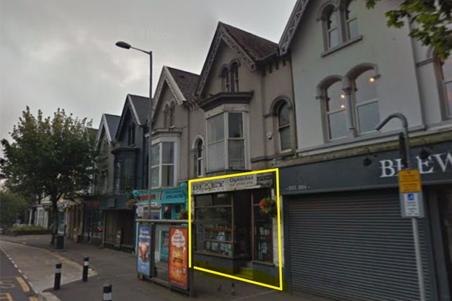 Thumbnail Retail premises to let in Uplands Crescent, Swansea