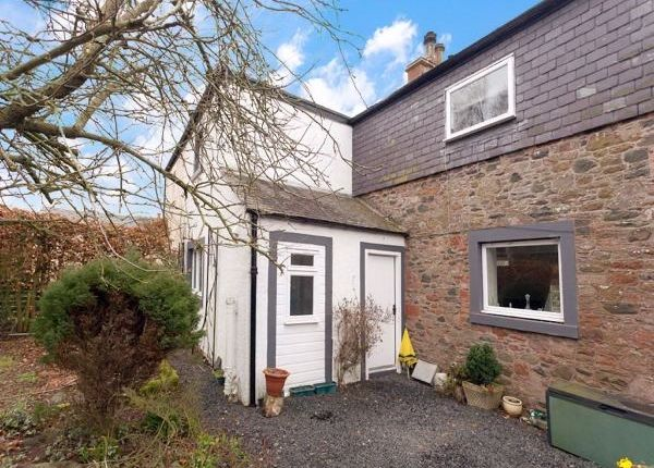 3 bedroom terraced house for sale in The Row, Westruther, Gordon, Scottish Borders