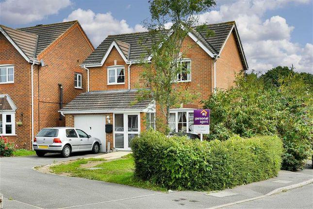 3 bed detached house for sale in De Burgh Gardens, Tadworth, Surrey