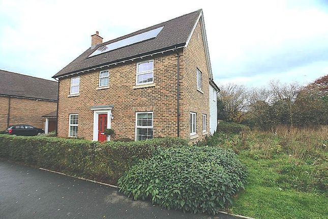 Thumbnail Detached house for sale in Horwood Way, Harrietsham, Maidstone, Kent