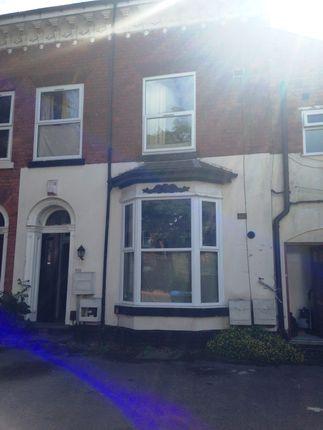 Thumbnail Flat to rent in Trafalgar Road, Moseley