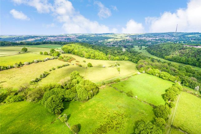 Thumbnail Land for sale in Land & Woodland At Park Farm, Farnley Tyas, Huddersfield, West Yorkshire