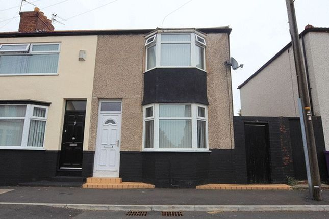 Thumbnail Terraced house for sale in Long Lane, Wavertree, Liverpool