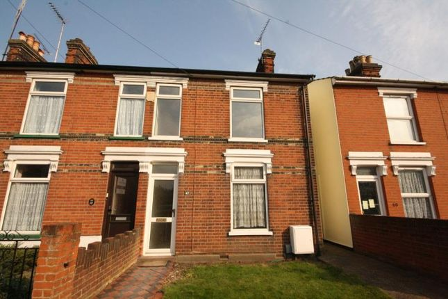 Thumbnail Semi-detached house to rent in Levington Road, Ipswich, Suffolk