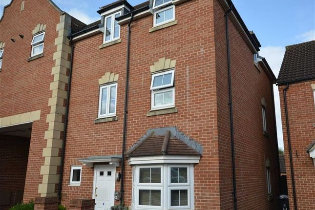 Thumbnail Flat to rent in Marham Drive Kingsway, Quedgeley, Gloucester