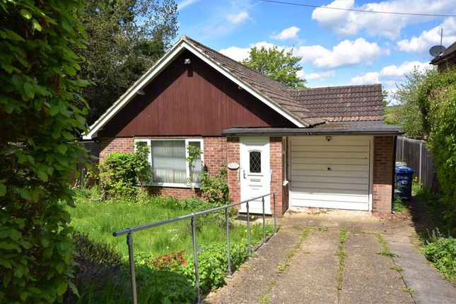Thumbnail Detached bungalow for sale in Greenfield Road, Wrecclesham, Farnham