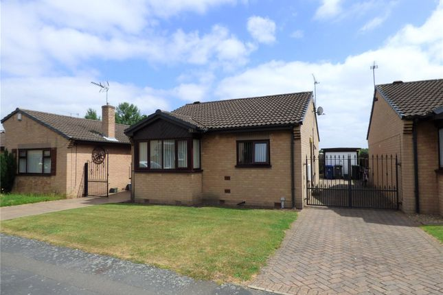 Thumbnail Detached bungalow to rent in Broadwater Drive, Dunscroft, Doncaster