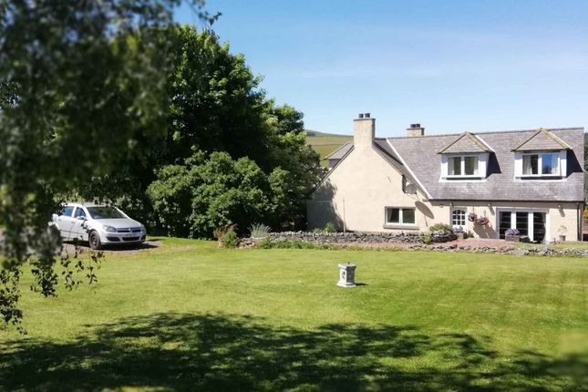 Thumbnail Semi-detached house for sale in 2 Hoardweel Farm Cottage, Duns
