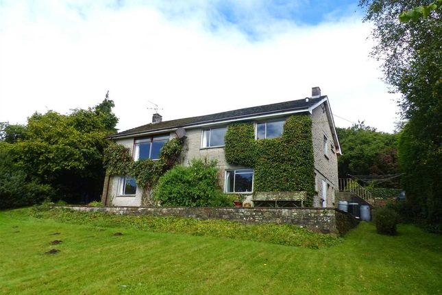 Thumbnail Detached house for sale in The Slade, Boughspring, Tidenham, Chepstow