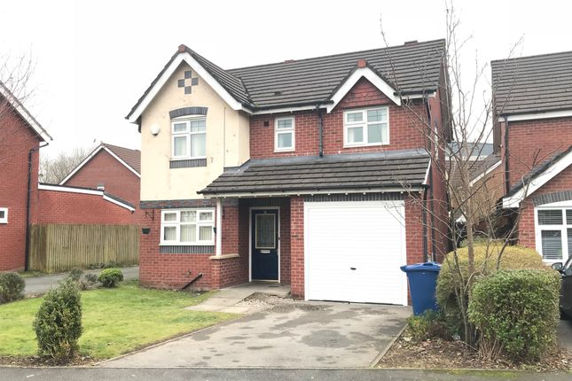 Thumbnail Detached house to rent in Grasmere Drive, Bury