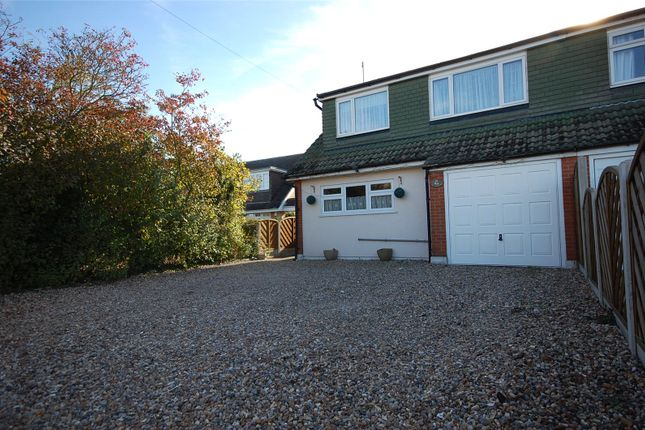 Thumbnail Semi-detached house for sale in Imperial Avenue, Mayland, Essex
