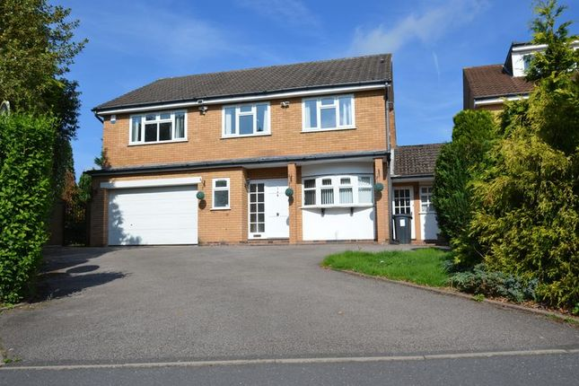 Thumbnail Detached house to rent in Le More, Four Oaks, Sutton Coldfield