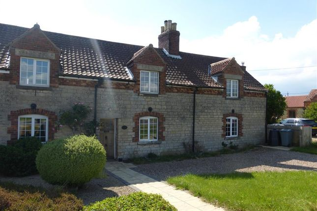 Thumbnail Cottage to rent in Carlton Scroop, Grantham