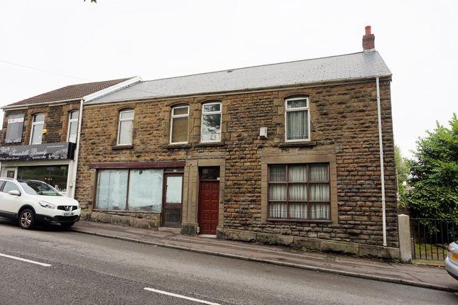 Thumbnail Semi-detached house for sale in Llangyfelach Road, Treboeth