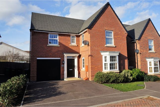 Thumbnail Detached house for sale in Chippenham Close, Wellingborough