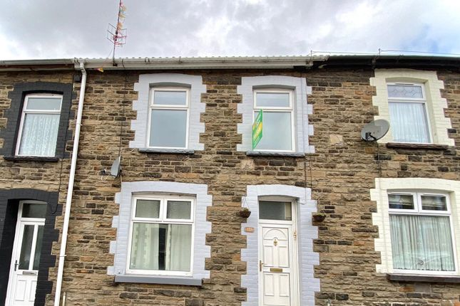 4 bed terraced house for sale in Birchgrove Street, Porth CF39