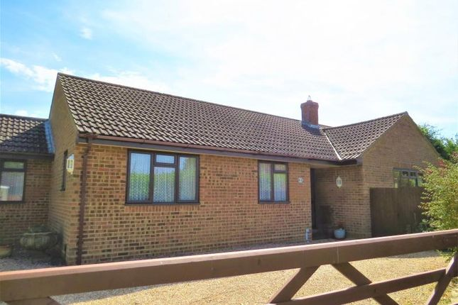 3 bed bungalow for sale in Waverley Road, New Milton