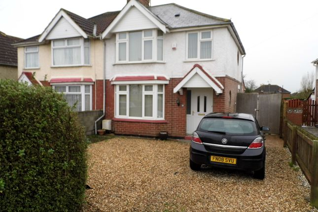 Thumbnail Semi-detached house to rent in Oxford Road, Swindon