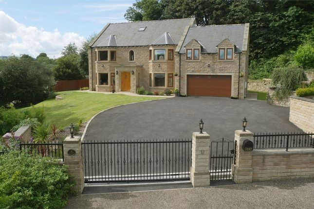 Thumbnail Detached house for sale in Washer Lane, Pye Nest, Halifax, West Yorkshire