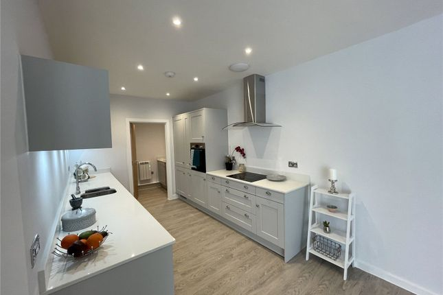 Thumbnail Flat for sale in Devenish House, 49-51 Southgate Street, Winchester, Hampshire