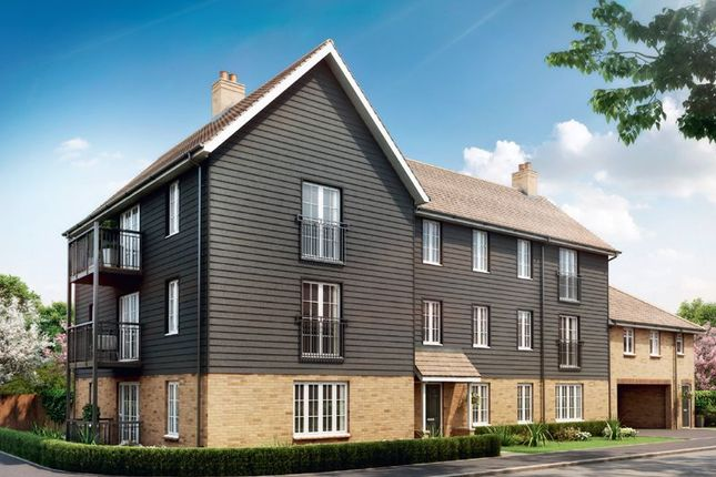 Thumbnail Flat for sale in Southern Cross, Wixams, Bedford