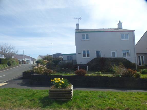 2 bed semi-detached house for sale in Stad Llwynaethnen, Trefor, Caernarfon, Gwynedd