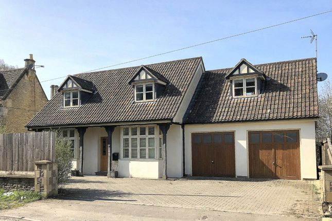 Thumbnail Detached house for sale in Pickwick, Park Lane, Corsham