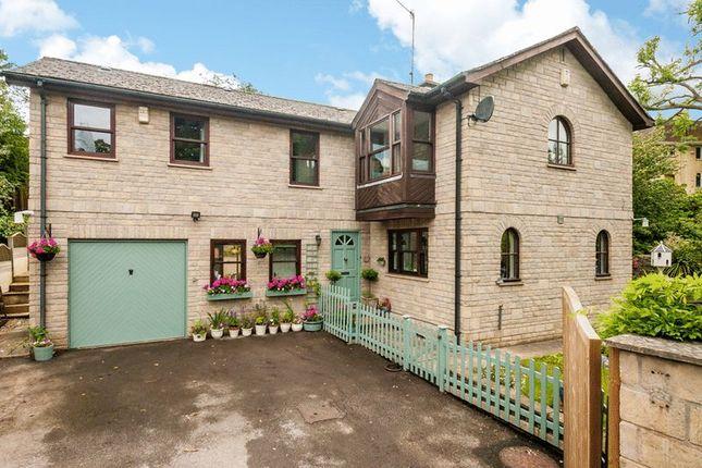 Thumbnail Detached house for sale in Weston Lane, Bath