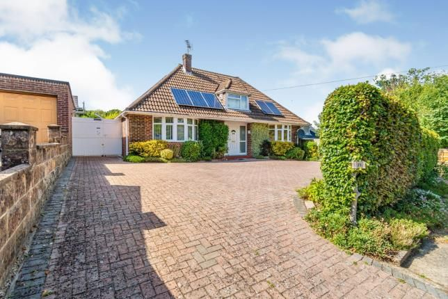 Thumbnail Bungalow for sale in Stoneham Lane, Southampton