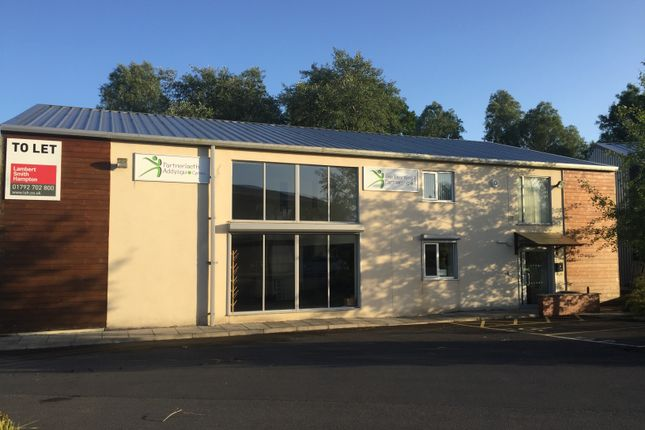 Thumbnail Office for sale in Llanelli Gate, Llanelli