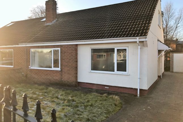 Semi-detached bungalow to rent in Oxford Road, Fulwood, Preston, Lancashire