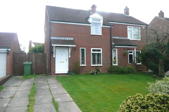 Thumbnail Semi-detached house for sale in Hopkins Heath, Telford
