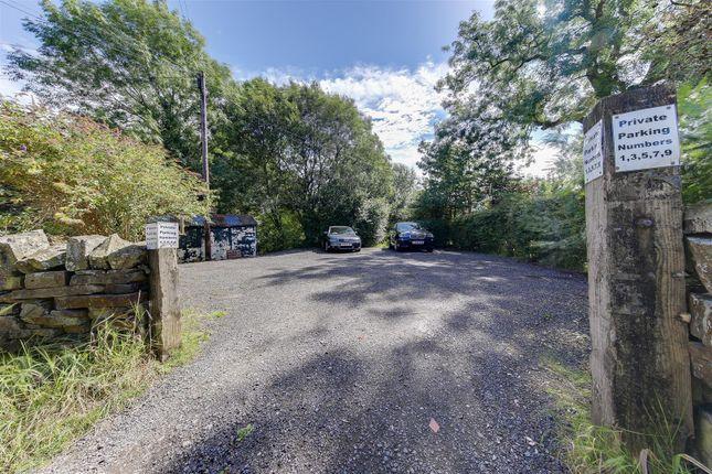 Communal Parking of Holme Terrace, Townsend Fold, Rossendale BB4