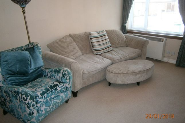 Thumbnail Flat to rent in Old Hillfoot Road, Ayr