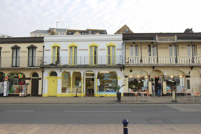 Thumbnail Restaurant/cafe for sale in The Promenade, Ilfracombe
