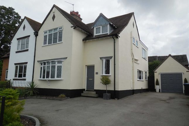 Thumbnail Semi-detached house to rent in Sketchley Old Village, Burbage, Hinckley