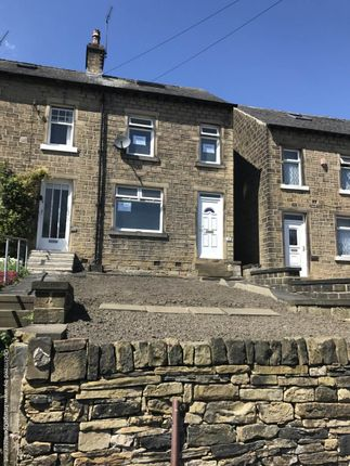Thumbnail Terraced house to rent in Victoria Road, Lockwood, Huddersfield