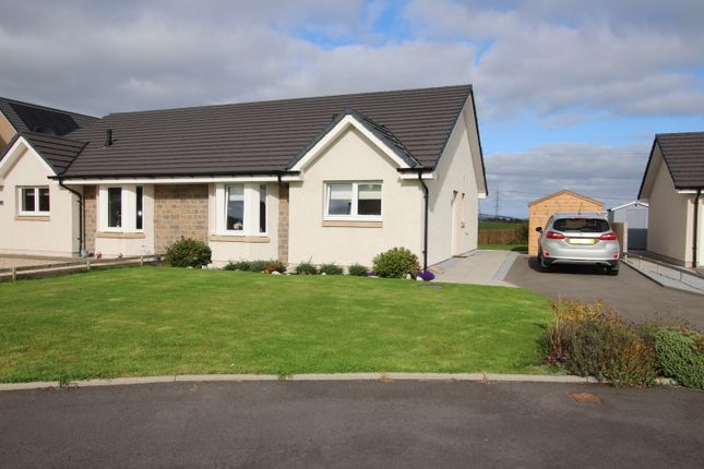 Thumbnail Semi-detached bungalow for sale in St. John Ogilvie Way, Keith
