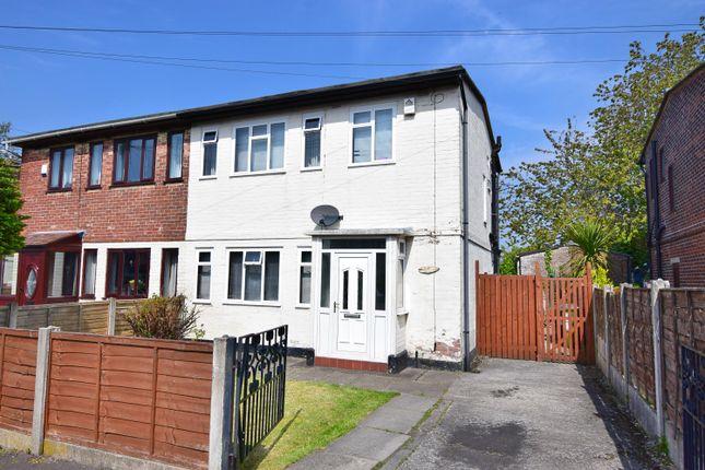 Thumbnail Semi-detached house for sale in Gambrel Bank Road, Ashton-Under-Lyne