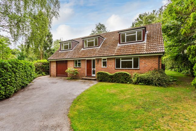 Thumbnail Detached bungalow for sale in Blackberry Road, Felcourt, East Grinstead, West Sussex