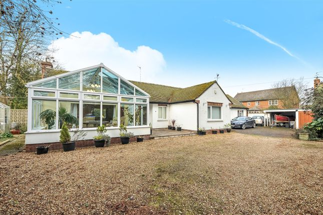 Thumbnail Detached bungalow for sale in Main Street, Hartford, Huntingdon
