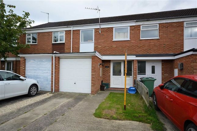 Thumbnail Terraced house to rent in Brecon Close, Quedgeley, Gloucester