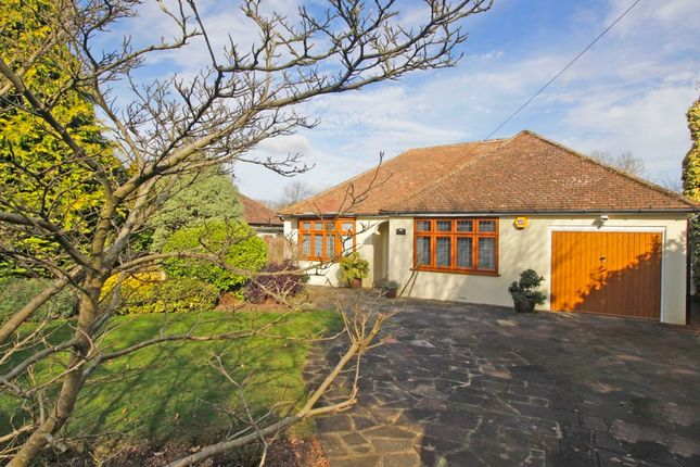 Thumbnail Detached bungalow for sale in Church Road, Hartley, Longfield