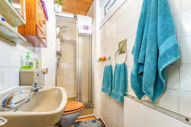 Bathroom of Riverside Chalet Park, Occupation Lane, Poulton-Le-Fylde FY6